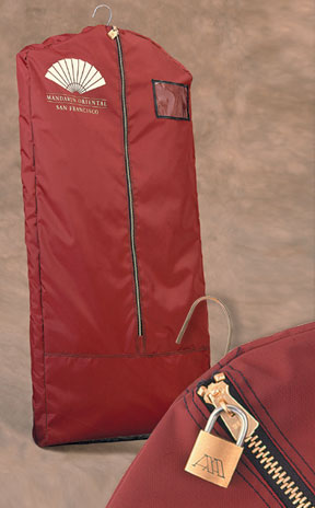 Security, Storage Garment Bags
