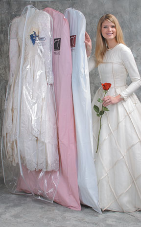 Basic Ltd Bridal Gown Bag Misprints