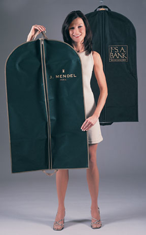 Basic Ltd Breathable Suit And Dress Garment Bags