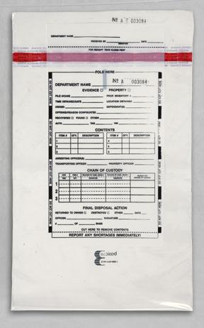 Basic Ltd Evidence Tamper Evident Property Bags